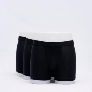 Bread & Boxers Kalsonger 3-pack Boxer Brief Svart