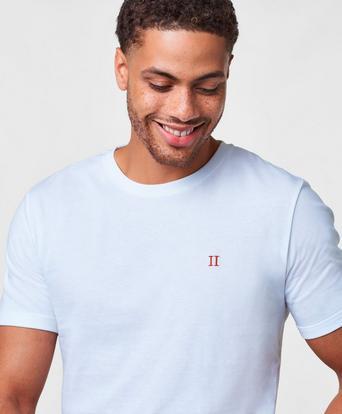Les Deux T-shirt Nörregaard T-shirt Vit
