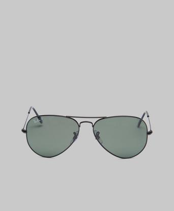 Ray-Ban Solglasögon Aviator RB3025 Svart