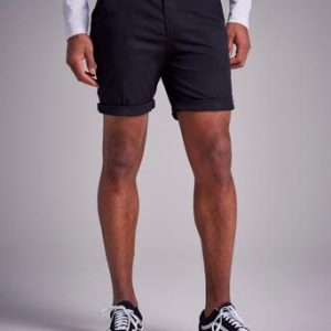 Studio Total Slim Shorts Svart