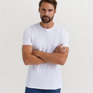 Studio Total T-shirt Raw Tee Vit