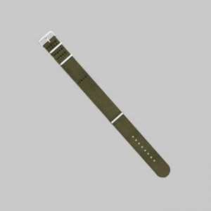 Thomas Sabo Watch Strap Nato Khaki Grön