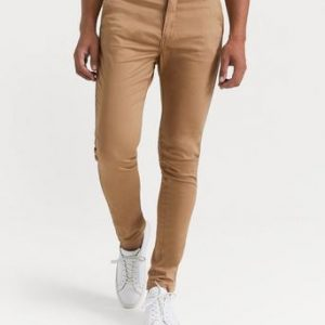 William Baxter Chinos Zack Slim Chinos Beige