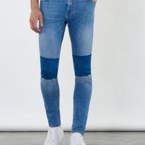 William Baxter Jeans Tim Superslim Blå