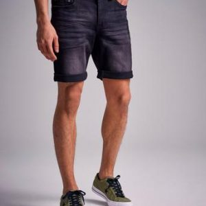 William Baxter Jeansshorts Tom Shorts Svart