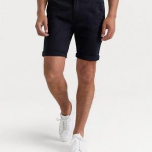 William Baxter Zack Shorts Svart
