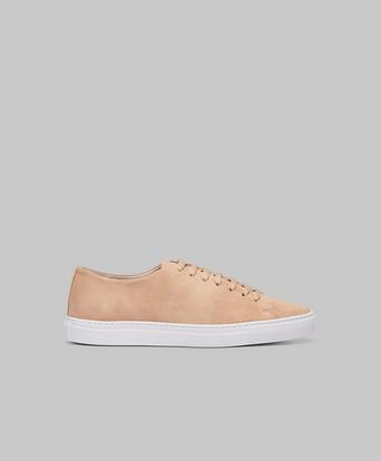 William Strouch Sneakers Classic Sneakers Brun