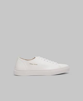 William Strouch Sneakers Classic Sneakers Vit