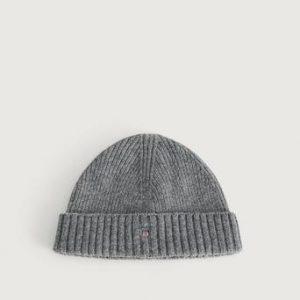 Gant Mössa Wool Lined Beanie Grå