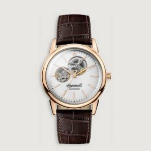 Ingersoll 1892 Klocka The New Haven Automatic Silver