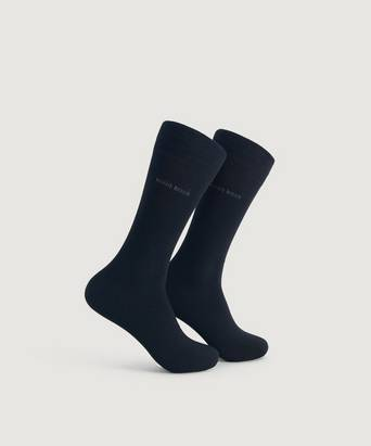 BOSS Strumpor 2-Pack RS Uni Socks Svart