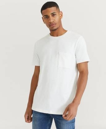 Studio Total T-Shirt Rough Tee Vit