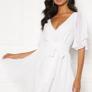 BUBBLEROOM Isabella dress White 42
