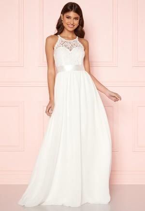 BUBBLEROOM Lovelia wedding gown White 42