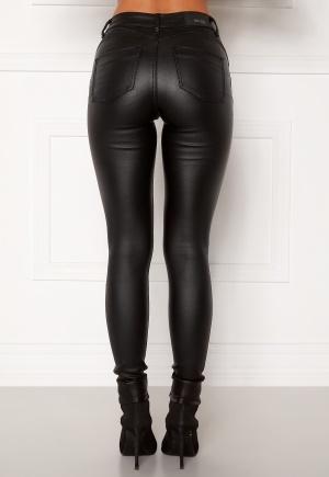 BUBBLEROOM Miranda Push-up coated jeans Black 34