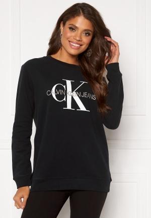 Calvin Klein Jeans Core Monogram Logo Sweatshirt 099 CK Black XL