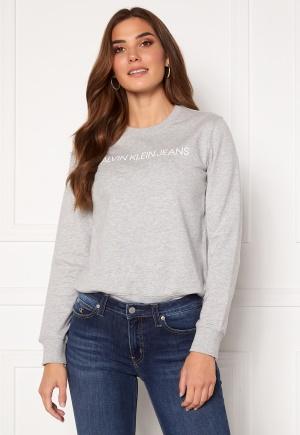 Calvin Klein Jeans Institutional Core Logo CN 038 L Grey Heather M