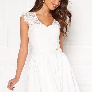 Chiara Forthi Amante lace dress White 44