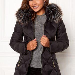 Chiara Forthi Cervina Down Jacket Black 34