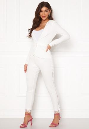 Chiara Forthi Nikita Lace Pants White M