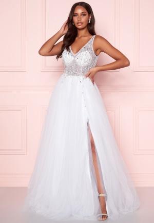 Christian Koehlert Sparkling Tulle Wedding Dress Snow White 38