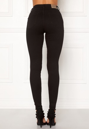 Happy Holly Amy push up jeans Black 50R