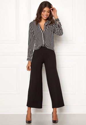 Happy Holly Anne tricot pants Black 40/42