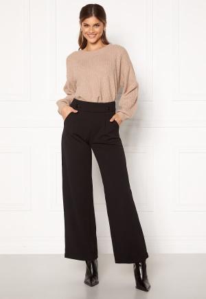 Jacqueline de Yong Geggo New Long Pants Black L/32