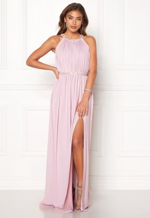 Moments New York Rose Draped Gown Dusty lilac 40