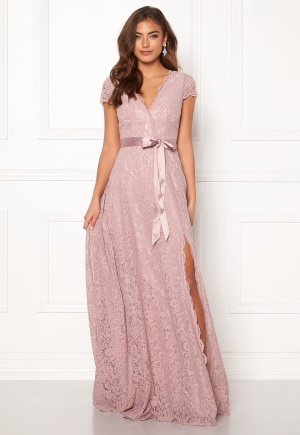 Moments New York Viola Lace Gown Dusty lilac 40