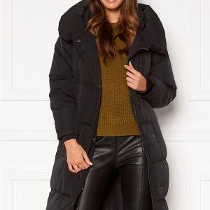 Object Collectors Item Louise Long Down Jacket Black L