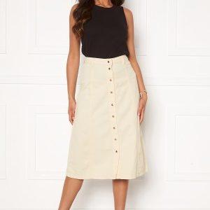 Object Collectors Item Lucinda Sinya Twill Skirt Sandshell M