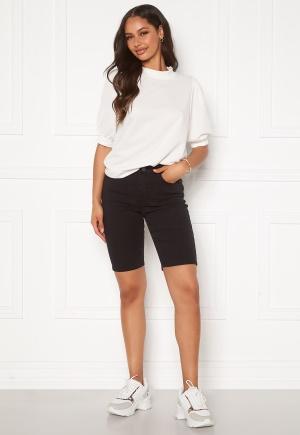 OBJECT Marina MW Twill Shorts Black XS