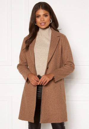 ONLY Carrie Bonded Coat Woodsmoke XS