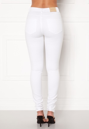 ONLY Royal HW Jeans White XS/30