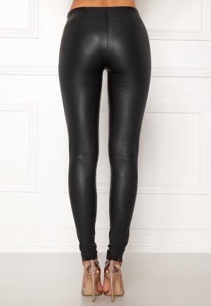 SELECTED FEMME Sylvia Leather Legging Black 42