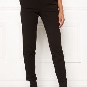 VERO MODA Maya MR Loose Solid Pant Black S/30