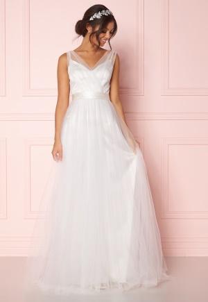 Zetterberg Couture Nadja Long Bridal Dress Ivory 34