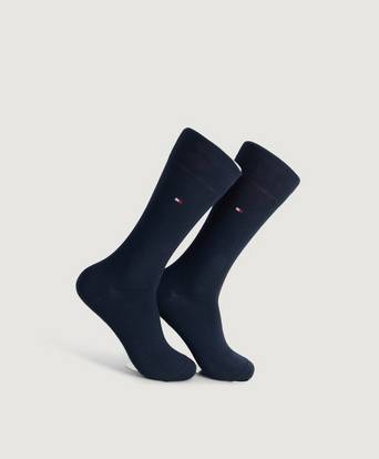 Tommy Hilfiger 2-Pack Strumpor TH Men Sock Classic 2P Blå
