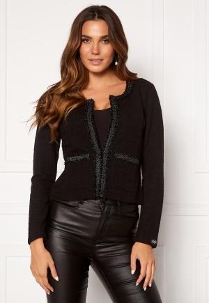 Chiara Forthi Livia classic jacket Black XS