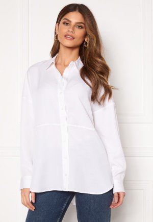 SELECTED FEMME Trixy LS Shirt Snow White 42