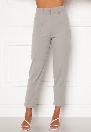 BUBBLEROOM Peyton soft suit trousers Grey S