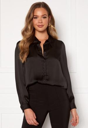 Happy Holly Trinity shirt blouse Black 36/38
