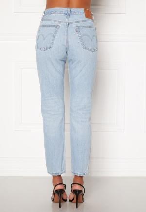LEVI'S 501 Crop Jeans 0124 Luxor Ra 26/28