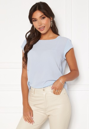 ONLY Vic S/S Solid Top Kentucky Blue 36