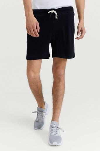 Oas Shorts Terry shorts Svart