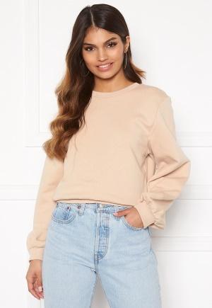 BUBBLEROOM Nilea sweatshirt Beige S