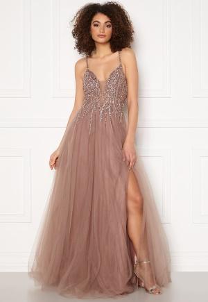 Christian Koehlert Dawn Tulle Dress Dawn Pink 36