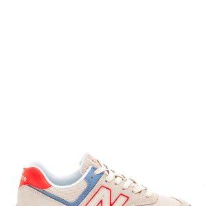 New Balance WL574 Sneakers Beige 40