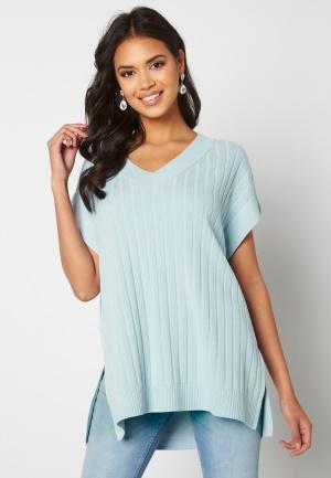 ONLY Tessa S/L Vest Cashmere Blue XS